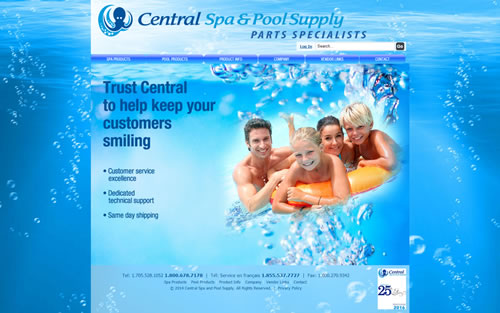 Central Spa & Pool Supply
